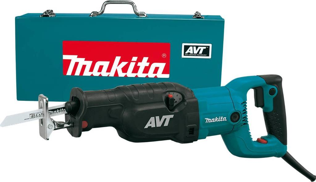 Makita JR3070CT 230 V Repicrozaag in koffer