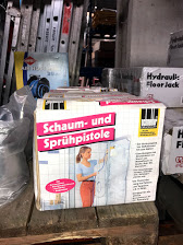 Schuim/water pistool
