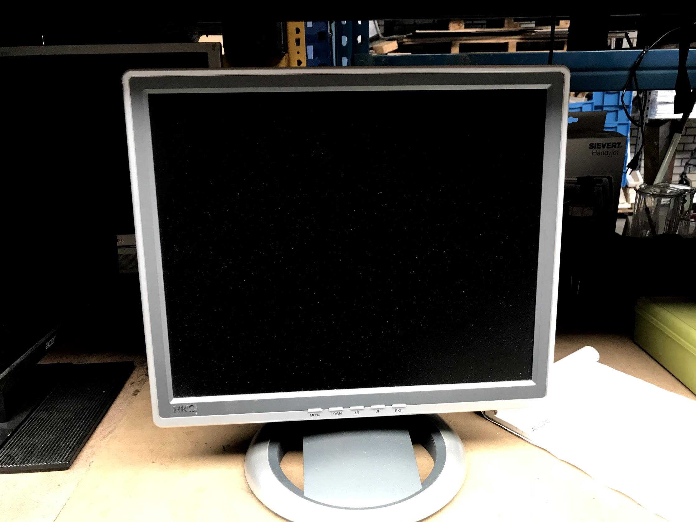 HKC monitor
